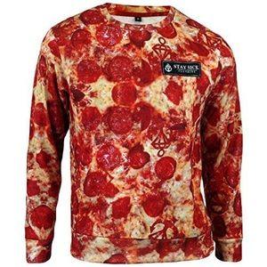 Attila pizza hoodie